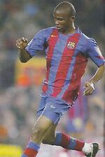 Football Photo>SAMUEL ETO'O FC Barcelona 2004-05