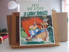 ASTERIX LA GRANDE TRAVERSEE TBE/TTBE JEU DE L'OIE COMPLET