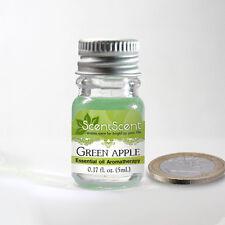Green Apple Essential Fragrance Oil Aromatherapy 5ml.