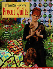 M'liss Rae Hawley's Precut Quilts Bag of Strips Projects Quilting Pattern Book