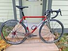 Colnago Master Road bike Campagnolo Centaur Zonda wheelset Steel 52cm
