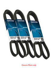 DAYCO DRIVE BELT KIT 6PK1555 for VOLKSWAGEN AMAROK 2011~2020 2.0 litre