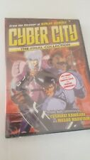 Cyber City: The Final Collection DVD / US Manga New Sealed (2005)