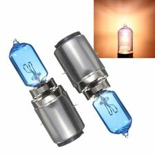 2 x ampoules 12 V 35w  BA20D35  halogène xenon pour scooter majesty booster **