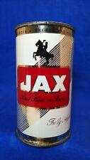 JAX BEER ~ 12 FLUID OUNCES FLAT TOP CAN ~ JACKSON NEW ORLEANS ~ STUNNING
