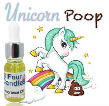 Unicorn Poop Fragrance Oil FOR CANDLES and Wax Melts 10ml Dropper
