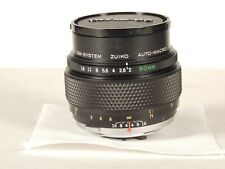 New listing Olympus Om-System Zuiko Auto-Macro 50mm F2 Lens 103270 Excellent Condition!