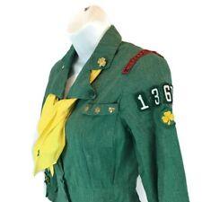 Vintage 1940s Girlscout Uniform