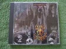 Musik CD Living Sacrifice Nonexistent Chemical Straightjacker Rex Music