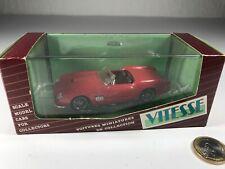 X258 VITESSE 1/43 FERRARI 250 CABRIOLET (1960) ovp neu Modellauto 🇮🇹