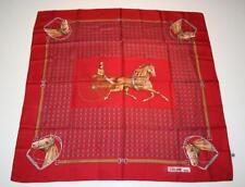 Écharpes et châles à motif Empreintes animales pour femme, en 100% soie