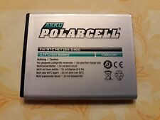 PolarCell Akku HTC Wildfire S A510e Explorer A310e HD7 T9292 BD29100 BA-S460 *B*