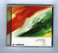 CD (NEW) A.R. RAHMAN VANDE MATARAM (INDIA)