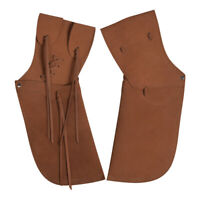 Archery Handmade Traditional Brown Leather Archery Product Arrows Quiver