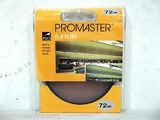 Promaster 72mm FL-D Filter- Made In Japan