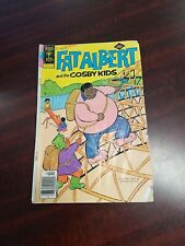 Fat Albert And The Cosby Kids Comic Book #23 Feburary 1978