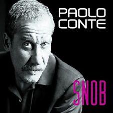 Paolo CONTE-snob CD NUOVO