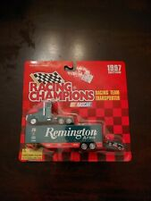 Racing Champions 1/87 Truck And Trailer Set Remington Arms Racing