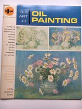 Grumbacher Library Vintage 1965 The Art of Oil Painting Instruction Book B-379