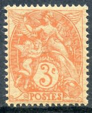 STAMP / TIMBRE FRANCE NEUF TYPE BLANC N° 109e ** PAPIER GC