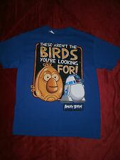 ANGRYBIRDS STAR WARS THESE AREN'T THE BIRDS YOUR LOOKING FOR FIFTH SUN