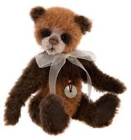 Schutzengel Minimo Von Charlie Bears - Limitierte Auflage Teddybär - MM175631B