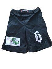 Gameness Black Shorts, Size 30