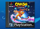 Crash Bandicoot 4 PS4 Fan Custom PlayStation PS1 Style Covers - No Game / Case