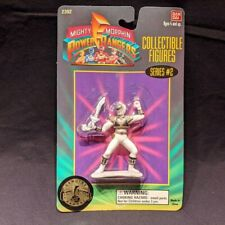 Vintage 1995 Bandai Mighty Morphin Power Rangers Series #2 White Ranger