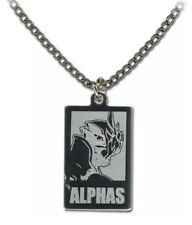 Zetman Alphas Necklace Cosplay Anime Manga AUTHENTIC LICENSED BRAND NEW