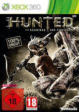 Hunted-La fucina delle tenebre per XBOX 360 | 100% UNCUT | merce nuova | DT.