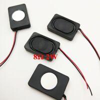 2pcs 2131 8Ω 2W full-range Speaker loudspeaker 8ohm Home Audio Part Mini stereo