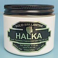 Halka Solid Brilliantine. Brillantina Solida 1.5 oz. Free Shipping!