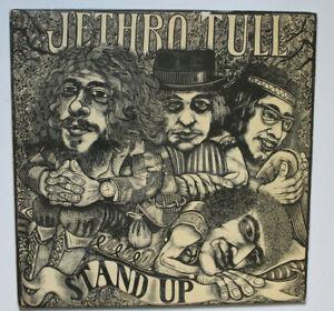 JETHRO TULL Stand up Rare Orig UK LP ISLAND 1969