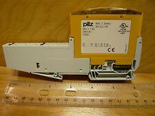 PILZ PSSu E F 4DI  (312200) Digital Input & TERMINAL BASE (312621)