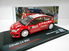 CITROEN C4 WRC RALLY MONTE CARLO 2008 LOEB ALTAYA IXO 1/43