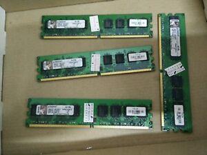 109x Kingston KVR667D2N5/1G 1GB PC2-5300 DDR2-667MHz Desktop Memory - FREE SHIP!