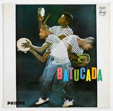 ESCOLA DE SAMBA DA CIDADE Batucada percussions brazil 1966 philips P 630458 L LP
