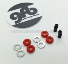 *GRiND FINGERBOARDS* GFB LARGE O-Ring Bushings Fingerboard Tuning Kit - RED