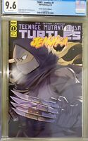 TMNT Jennika 1 CGC 9.6 Retailer Incentive Edition A Teenage Mutant Ninja Turtles