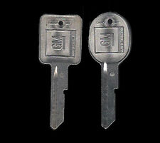 Briggs & Stratton Buick 1968 1972 1976 1980 C & D Key Blank set with knockout
