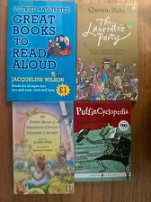 4 books: Jacqueline Wilson Quentin Blake favourite great books for children ++