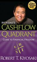 Rich Dads Cashflow Quadrant Guide to Financial Freedom