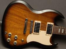 Gibson sg special t 2017 satin vintage ramenée