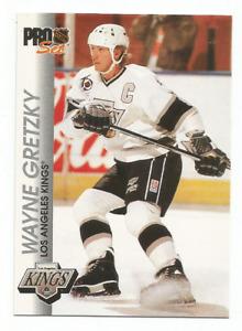 1992-93 Pro Set #66 Wayne Gretzky Los Angeles Kings