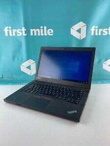 """Lenovo Thinkpad L450 14"""" HD Intel i5 5200U @2.20GHz 8GB RAM 128GB SSD Win 10 Pro"""