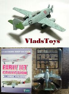 F-Toys 1:144 Early Jet Collection (3b) Messerschmitt Me 262B Schwalbe FTC102