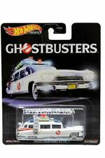 2020 Hot Wheels Replica Entertainment Ghostbusters Ecto-1 Cadillac Hearse