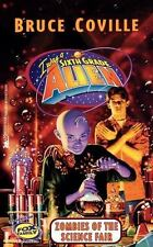Zombies of the Science Fair (I Was a Sixth Grade Alien, 5)-ExLibrary