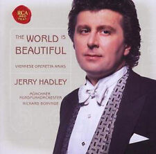 Jerry Hadley-The World Is Beautiful-Vienn, various (CD NUOVO!) 828765046824